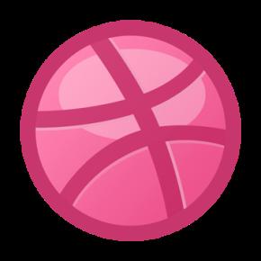 dribbble-ball